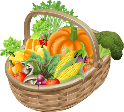 Basket-of-Vegetables